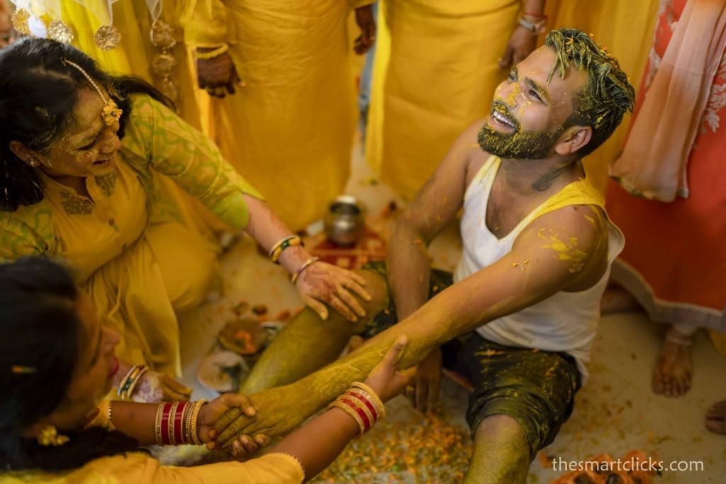 wedding photographer India